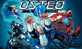 The OsteoCorps: Super Heroes Performing Super Human Deeds for Children