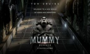 The First Terrifying 'The Mummy' Trailer has Crept Online