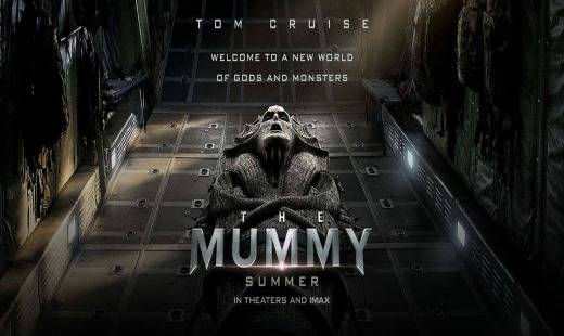 the mummy, reboot, action, adventure, horror, coming soon, universal pictures