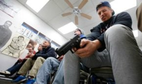 Christian Crusaders Urged to Carry and Shoot for Liberty (University)