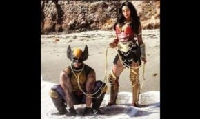 Wonder Woman International Trailer & Wonder Woman vs. Wolverine!