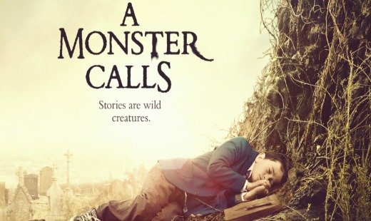 a monster calls, fantasy, drama, adaptation, review, focus features