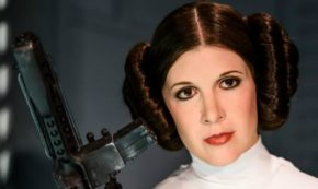 Carrie Fisher: My First Feminist Role Model