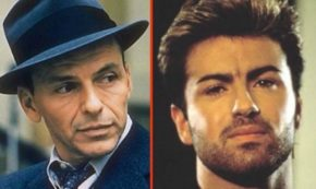 A Letter Frank Sinatra Wrote to George Michael has Gone Viral
