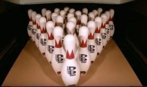 Bowling Trick Shots from 2017 Main Event Terrell Owens PBA Super Clash