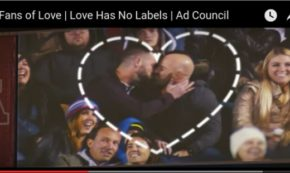 Fans of Love: Kiss Cam at the Pro Bowl