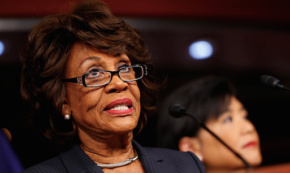 Why Maxine Waters Should Trend on Twitter