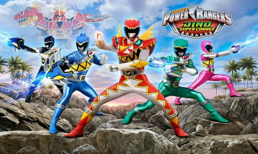 dino supercharge, power rangers, spin off, review, action, adventure, saban brands, lionsgate