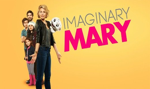 imaginary mary, tv show, comedy, fantasy, pilot, review, abc