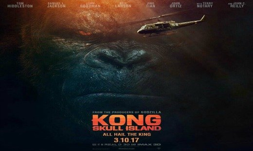 kong skull island, reboot, monster, king kong, review, legendary pictures, warner bros pictures