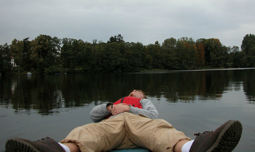 Me Time: The Art of a Personal Retreat - The Good Men Project (blog) 1