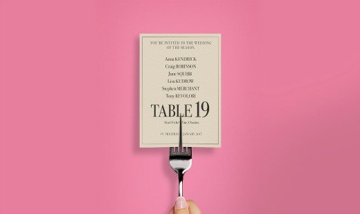 table 19, comedy, romance, review, anna kendrick, fox searchlight pictures