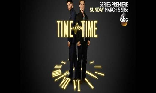 time after time, tv show, drama, science fiction, pilot, review, adaptation, abc