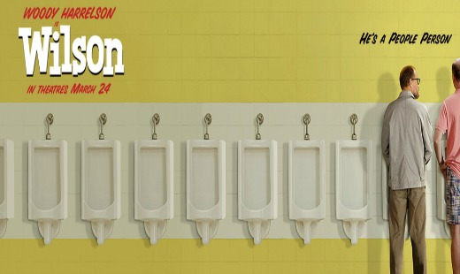 wilson, comedy, drama, adaptation, woody harrelson, review, fox searchlight pictures