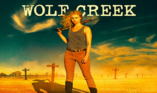wolf creek, tv show, horror, spin off, review, emu creek pictures, lionsgate