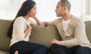 How a Man Should Respond to His Partner's Sexual Abuse