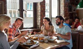 Advice for the Modern Man: Dinner With Friends? Follow These Rules