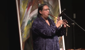 Native American Flute: A Hand Made History