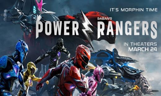 power rangers, superhero, movie, reboot, review, haim saban, saban brands, lionsgate