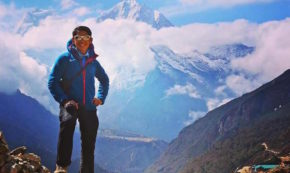 Singapore Mountain Explorer Targets Everest For Cancer Patients