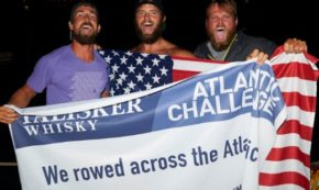 Man Literally Rows Across Atlantic Ocean Over Seven Weeks to Propose to his Boyfriend