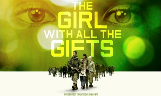 the girl with all the gifts, thriller, zombie, horror, review, glenn