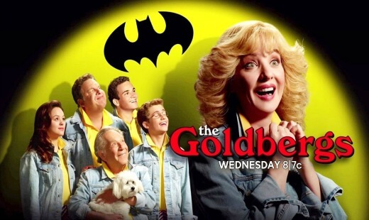 the goldbergs, comedy, interview, wendi mc-lendon covey, adam goldberg. wondercon, abc