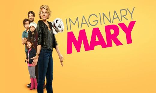 imaginary mary, comedy, fantasy, tv show, interview, wondercon, abc