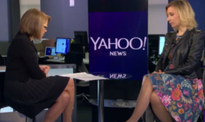 Katie Couric Asks Russian Spokeswoman About gay Torture in Chechnya. Her Response is Chilling.