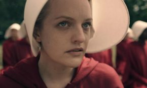 The Movie is on Screens 4/26. Much Talk Will Follow. Consider Reading the Book First: The Handmaid's Tale.