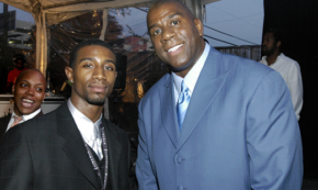 Magic Johnson Opens up About his son Coming out as gay on 'Ellen'