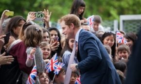Thanks Prince Harry For Opening Up About Seeking Help for Mental Health