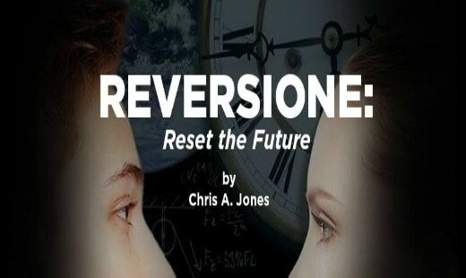 reset the future, reversione, science fiction, romance, novel, review, chris jones, green ivy publishing