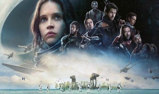 rogue one, star wars, epic, space opera, review, bluray, lucasfilm, walt disney pictures