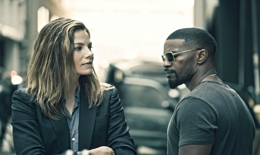 sleepless, crime, drama, jamie foxx, review, open road films