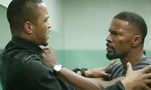 sleepless, drama, crime, review, jamie foxx, open road films
