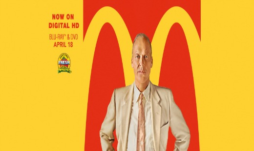 the founder, drama, biographical, review, michael keaton, mcdonalds, lionsgate