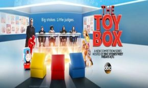 The Competition Heats up this Week on 'The Toy Box'