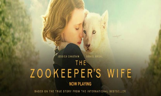 daniel bruhl, actor, the zookeepers wife, war, drama, interview, focus features