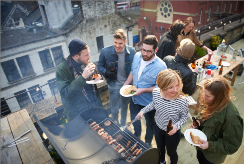 Why You Should Host Your Next Company Meeting in Your Back Yard