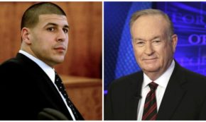 When the Mighty Fall: On Aaron Hernandez and Bill O'Reilly