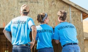 Why I Volunteer: When Men Step Up