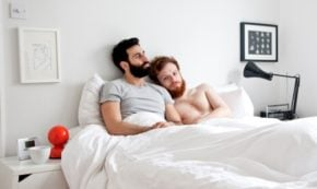 Being in a gay, Sexless Relationship for two Years