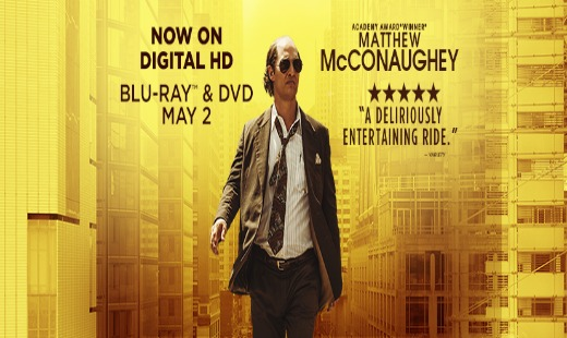 gold, crime, drama, press drop, matthew mcconaughey, blu ray, anchor bay entertainment, lionsgate