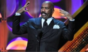 Steve Harvey, You're no Role Model for My Kids