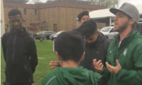 Soccer Coach Comes out as transgender. Team Reaction is Priceless