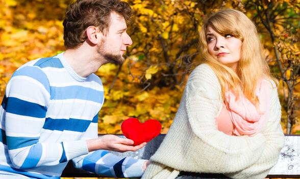 Dating desperate woman