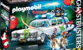 Playmobil Ghostbusters Line Launch for National Ghostbusters Day!