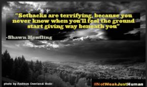 Setbacks are Terrifying