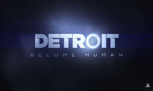 detroit become human, video game, e3 2017, interactive drama, adventure, playstation